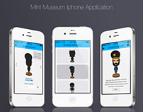 Mint Museum Mobile Application