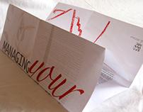 Typography - Broad Sheet Design