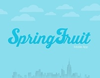 SpringFruit Mobile App