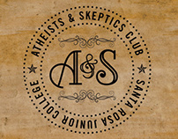 Atheist Club Monogram