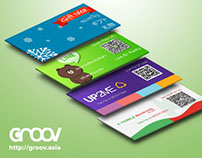 Banner Design for GROOV.asia