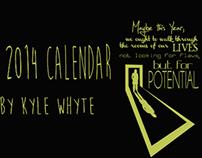 A 2014 Calendar
