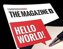 Campus Diaries- The Magazine