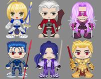 Kotagames Avatars (10 sets)