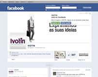 Ivotin Facebook Tab