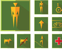 Pictograms & animals