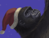 X-mas for Giant Gorilla
