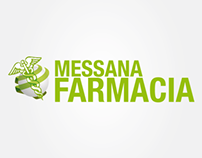 Branding - Farmacia Messana