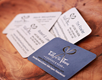Talk of the Town Coupons Branding