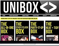 UNIBOX - starter kit for students by students