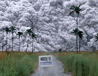 Philippines Daily Inquirer - Volcanic Ash