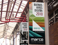 Marco - Diseño de identidad