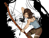 DeviantArt Tomb Raider Competition Designs