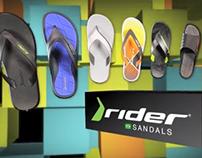 Rider Sandals TV Spot