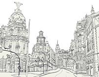 Ilustrações digitais