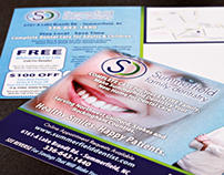 Summerfield Dentistry Postcard & Coupon