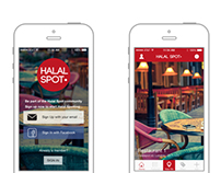 Halal Spot App