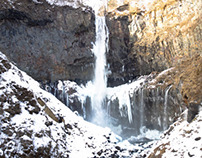 Waterfall Winter