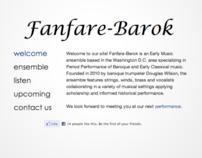 Fanfare-Barok