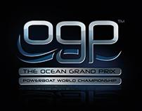 Ocean Grand Prix Branding Design
