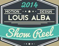 Show Reel: 2014