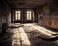 Fort de la Chartreuse - Urbex Photography
