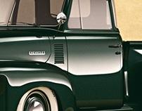 Pickup HotRod
