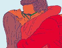 International Hug Day - poster