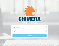 CHIMERA web interface