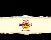 Hard Rock Cafe Campaign