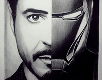 I am Tony Stark, no I am Iron Man
