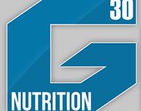 G-30 Nutrional Brand Logo