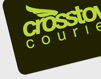 Crosstown Couriers Branding