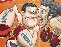 UFC MMA Art