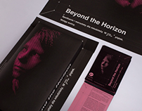 Beyond The Horizon - visual identity