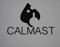 Rebranding CALMAST Logo and Corporate Suite