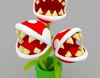 Piranha Plant - Super Mario