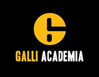 Galli Academia (gym) - Logo & Visual Identity