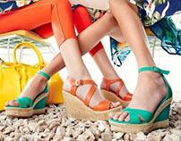 VIA UNO Shoes - Campaign SS 13/14