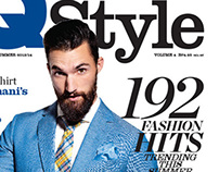 GQ Style-Too Cool for School