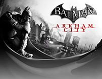 Batman: Arkham City Advertising Campaign