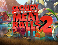 Cloudy With A Chance Of Meatballs 2 - Youtube Rumble