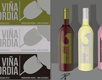 Etiquetas vino