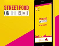 StreetFood On The Road App