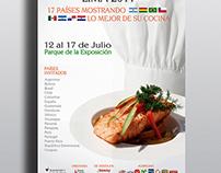 Publicidad - Festival Gastronómico