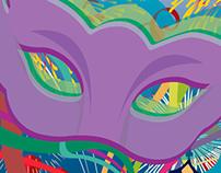 Cartel carnaval navalmoral de la mata 2014