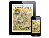 The New Yorker Tablet & Mobile Experience