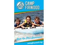 2014 Camp Firwood Brochure