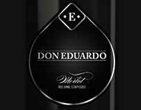 Don Eduardo - Red Wine Composed