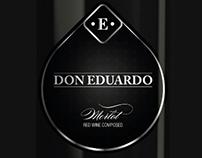 Don Eduardo - Red Wine Composed